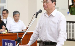 Chiều nay, tuyên án nguyên bộ trưởng Bộ Công Thương Vũ Huy Hoàng