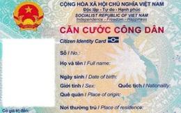 Đi làm thẻ CCCD gắn chíp có bị thu lại thẻ CCCD có mã vạch không?