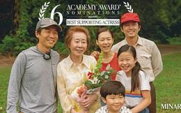 """Sao Hàn 74 tuổi làm nên lịch sử ở Oscar: Đóng phim để có tiền nuôi 2 con trai và kỳ tích như """"cú tát"""" thầm lặng dành cho gã chồng ngoại tình"""