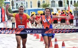 Cặp đôi nhà vô địch ở giải chạy Phu Quoc WOW Island Race 2021: Cung đường đạt 9/10 về độ đẹp, còn độ lãng mạn phải 11/10