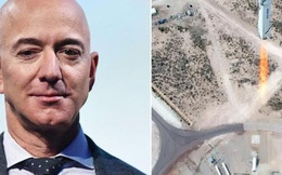 Tỷ phú Jeff Bezos chuẩn bị bán vé du lịch vũ trụ