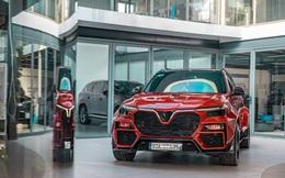 Chủ xe Bình Phước chi hàng trăm triệu độ VinFast Lux SA2.0: Ngoại hình như siêu SUV, công suất tăng 32 mã lực, riêng bộ mâm 100 triệu đồng