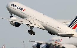 """EU """"bơm"""" thêm 4 tỷ Euro cho hãng hàng không Air France"""