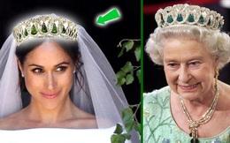Chuyên gia tiết lộ chuyện xoay quanh drama chiếc vương miện bị Nữ hoàng cấm dùng của Meghan, Harry cũng bị nhắc nhở răn đe