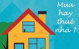 """Vợ trẻ Hà Nội và quan điểm """"đi ngược số đông"""": Chọn thuê nhà chứ không mua nhà trả góp"""