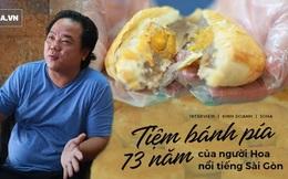 """Ông chủ người Hoa của tiệm bánh độc nhất vô nhị Sài Gòn: """"Ở Việt Nam giờ không ai làm theo cách của người Triều nữa"""""""