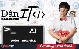 Người Việt Nam thứ 3 làm chuyên gia phát triển cho Google: Là nhạc sĩ, mỗi ngày đàn 300 bài để dạy máy học, tạo mô hình AI sáng tác 10 bài hát mỗi giây