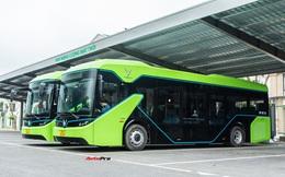 Trải nghiệm VinBus tại Hà Nội: Nhiều tính năng thông minh, tự nâng/hạ gầm, WiFi miễn phí, giá như buýt thường