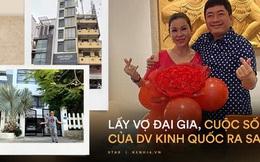 Cuộc sống của diễn viên Kinh Quốc trước khi vợ đại gia bị bắt: Được bà xã tặng xe hơi 6 tỷ, sở hữu biệt thự và toà nhà cao cấp
