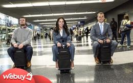 """3 mẫu vali """"biết đi"""" đúng nghĩa đen giá chỉ từ 9,9 triệu đồng, hè này vi vu ắt nhàn nhã hơn bội phần!"""