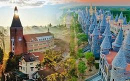 5 ngôi trường cổ kính tại Việt Nam, bước vào cứ ngỡ như đang sống trong lâu đài giữa trời Âu: Không con nhà giàu thì cũng toàn nhân tài ưu tú mới có suất học