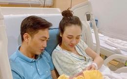 """Cuộc sống """"bỉm sữa"""" của Cường Đô La và Đàm Thu Trang: Từ tay chơi """"siêu xe"""" có tiếng đến ông bố """"quần đùi, áo phông"""" chăm con thay vợ"""