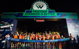 Giải mã cơn sốt về một giải chạy cực hot trong giới runner: Chỉ một từ - MÊ