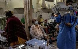 """Lại 1 ngày kinh hoàng: Ấn Độ tiếp tục lập kỷ lục hơn 400.000 ca nhiễm mới trong ngày, chìm sâu trong """"địa ngục Covid"""""""