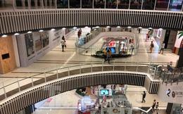 Trung tâm thương mại TPHCM 'vắng lặng' những ngày nghỉ lễ