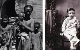 Những hình ảnh cuối cùng phản ánh đời sống mọi tầng lớp triều Thanh: Người bần cùng khốn khó, kẻ trụy lạc xa hoa