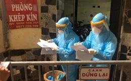 Hà Nội thêm 2 ca dương tính SARS-CoV-2, trong đó có 1 người ở chung cư Đại Thanh