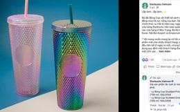 """HOT: Vừa thông báo tung ra bộ đôi cốc mới vào sáng sớm, Starbucks đã khiến dân tình xếp hàng dài """"săn lùng"""", giá bán lại bị """"hét"""" lên gấp 2 lần?"""