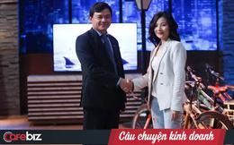 """Trước khi tuyên bố """"không quan tâm business, chỉ quan tâm đến mỗi em"""", Shark Phú từng nói gì về việc """"xem tướng"""" để đầu tư vào startup?"""