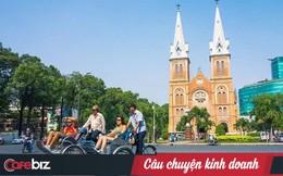 Doanh thu du lịch Tp.HCM tăng 17% trong 4 tháng đầu năm
