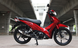 """Chiếc xe máy """"ăn chắc, mặc đẹp"""" hàng Thái, đi 100km tốn 1,3 lít xăng, giá 28,5 triệu đồng"""
