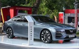 VinFast bán 2.717 ô tô trong tháng 4, doanh số hai dòng xe Lux cùng lên cao nhất từ đầu năm