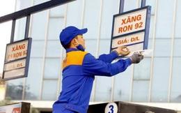 Xăng, dầu đồng loạt tăng giá mạnh