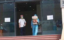 Hà Nội: Phong tỏa tạm thời Chung cư Hồ Gươm Plaza sau khi ghi nhận ca dương tính với SARS-CoV-2