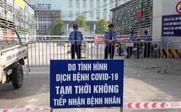 Hà Nội ghi nhận 3 ca dương tính SARS-CoV-2 liên quan Bệnh viện K Tân Triều
