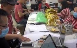 Công an Hà Nội triệt phá 4 sàn giao dịch vàng, tiền ảo 'khủng'