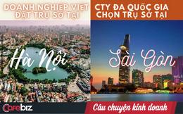 Savills: Doanh nghiệp Việt thích đặt trụ sở tại Hà Nội, Tập đoàn đa quốc gia lại chọn Tp.HCM