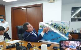 Tập đoàn Trung Nam nhận chuyển nhượng dự án Cà Ná của Tập đoàn Hoa Sen
