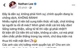 """Nathan Lee tiếp tục lên tiếng giữa drama đại gia Phương Hằng và sao Việt: """"Nhiều nghệ sĩ nên bổ sung kiến thức"""""""
