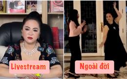 """Yêu ca múa, thích livestream - """"rò rỉ"""" hình ảnh vô tư của đại gia Phương Hằng khác hẳn lúc gay gắt đấu tố"""