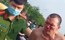 Nóng: Khởi tố, tạm giam kẻ trốn nã đâm tài xế taxi gần khu đô thị Thanh Hà