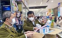Hà Nội: Xử phạt nặng găm hàng, 'thổi giá' hàng hóa trong dịch bệnh
