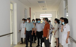 Thứ trưởng Bộ Y tế: Bắc Giang sẽ còn diễn biến phức tạp!