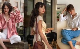 Nghe con gái Pháp nói chuyện ăn mặc: ''Mặc đi mặc lại một món đồ, thích tóc rối, mê son môi và luôn kiêu hãnh từ trong tâm thế''