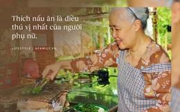 Kênh nấu ăn của Nghệ nhân ẩm thực Nguyễn Dzoãn Cẩm Vân đã có nút bạc YouTube, bồi hồi nghe lại chất giọng của cô mới thấy thân thương lạ kỳ