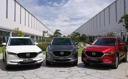 Mazda Việt Nam triệu hồi hơn 61.500 xe để thay thế bơm nhiên liệu, tránh nguy cơ chết máy khi đang chạy