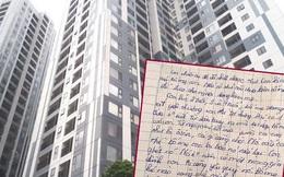 """Bức thư nhức nhối rơi trong chung cư ở Hà Nội khiến nhiều bố mẹ có hai con thức tỉnh: """"Con ghét nó. Nó không nên có mặt trong gia đình"""""""