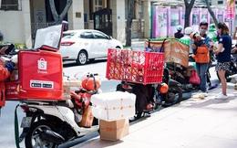 Shipper ngập đơn giao hàng trong mùa dịch, kiếm bạc triệu mỗi ngày