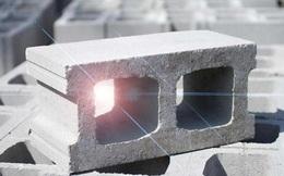 """Thấy cục gạch này chứ? Trong tương lai nó sẽ là """"pin xi măng"""" biến các tòa nhà thành thiết bị lưu trữ năng lượng khổng lồ"""