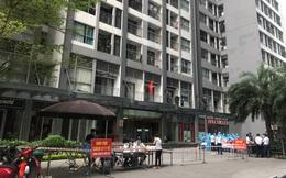 Hà Nội: Nam sinh sống tại chung cư Park 11 Times City nghi mắc Covid-19