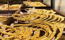 Một tuần, nhà đầu tư vàng lỗ nửa triệu đồng mỗi lượng