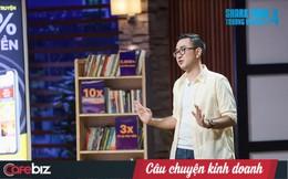 Rich kid dùng tiền mẹ cho để khởi nghiệp sách nói Voiz FM, lên Shark Tank định giá công ty 10 triệu USD, Shark Việt khuyên 'nên trả lại tiền cho ba mẹ'
