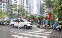 Hà Nội: Phong tỏa tòa R4 chung cư Goldmark do có ca dương tính SARS-CoV-2
