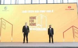 """Masterise Homes và Techcombank chính thức khởi động """"Home for Home"""""""