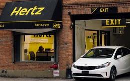 """""""Chết"""" vì Covid, """"sống"""" nhờ Covid: Câu chuyện phá sản và hồi sinh của hãng cho thuê xe Hertz"""