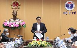 Bộ Y tế họp khẩn: 50% F1 thành F0, Bắc Giang phải đẩy nhanh hơn nữa tiến độ xét nghiệm